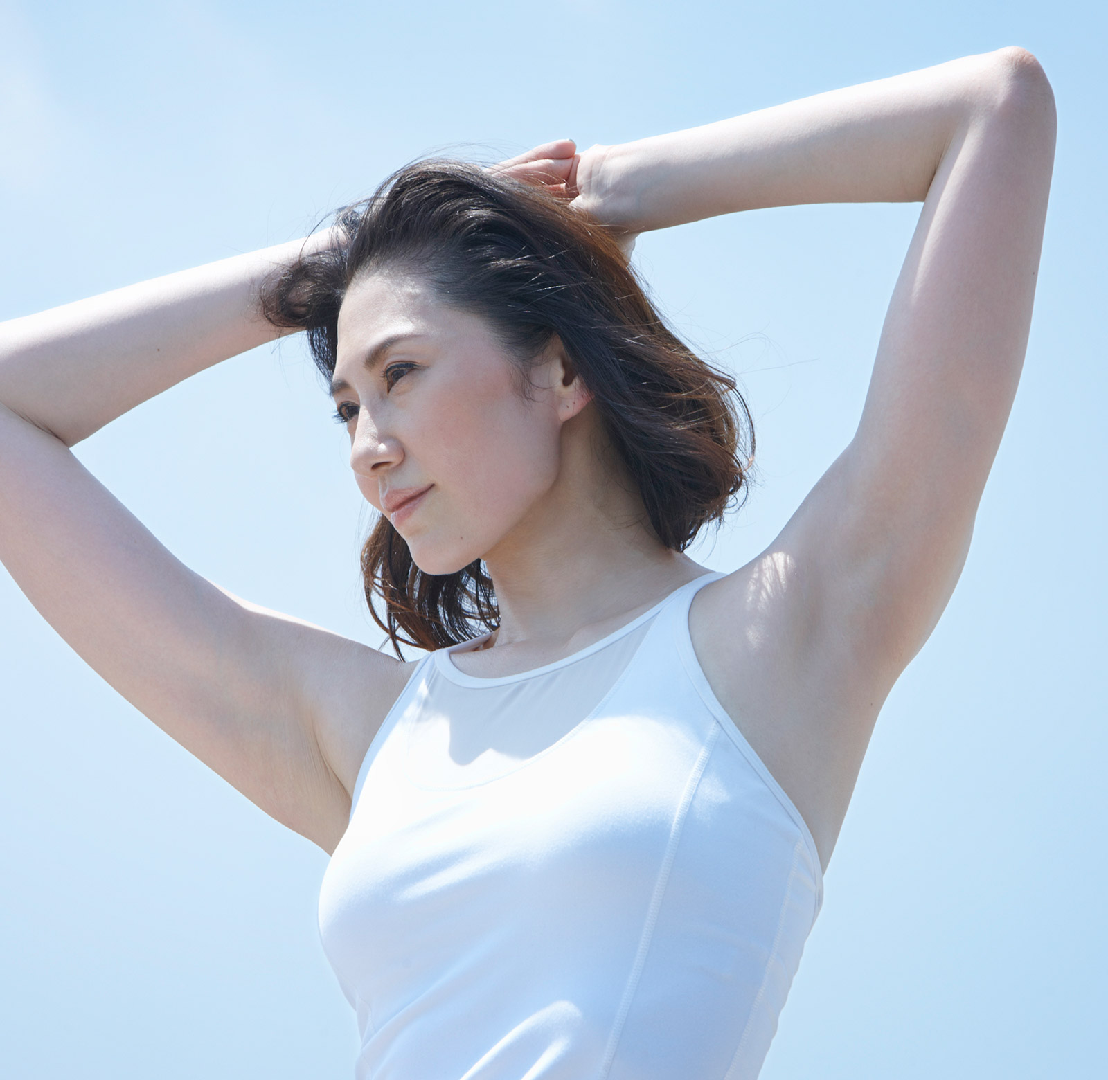 佐々木ルミさんインタビュー写真